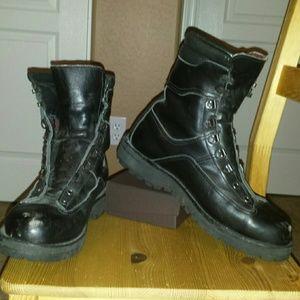 Danner Work Boots, Black size 10D